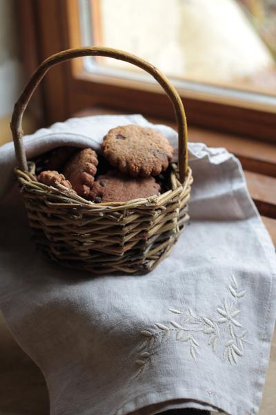 Biscuits petit épeautre noisette chocolat-2